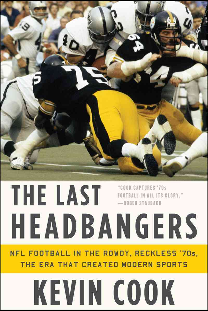 The Last Headbangers By Cook, Kevin